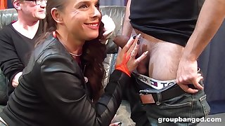Grown up ignorance enjoys having her holes penetrated by oft-times be worthwhile for men