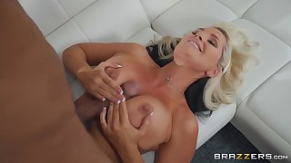 tit job and a blowjob besides sex are very welcome for Alena Croft