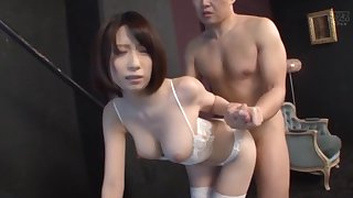 Best Japanese porn with young Takamiya Yui