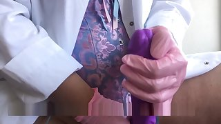 Doctor Examination RolePlay. Ass and Load of shit Domination. Mistress HWVenus.